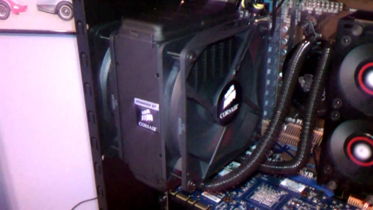 H70 H50 Corsair H70 / H50 Dust Filter