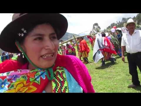 carnavales  en el pueblo de payaccocha  2016