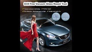 PDR Windshield Repair Car Windscreen Crack Scratch Repair Kits | Review | Buy Now