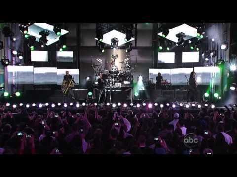 Korn - Narcissistic Cannibal (Live @ Jimmy Kimmel)