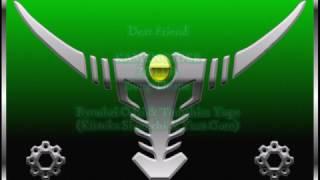 Dear Friend - Theme Song Kamen Rider Zolda with Lyrics