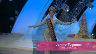 TRAJE TIPICO Miss Filipinas, MISS BEAUTY INTERCONTINENTAL