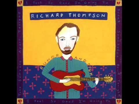 Richard Thompson - Backlash Love Affair