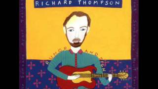 Watch Richard Thompson Backlash Love Affair video