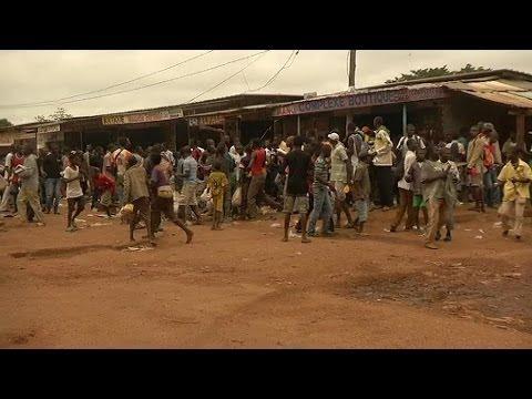Centrafrique: la pagaille dans les rues de Bangui - 11/12