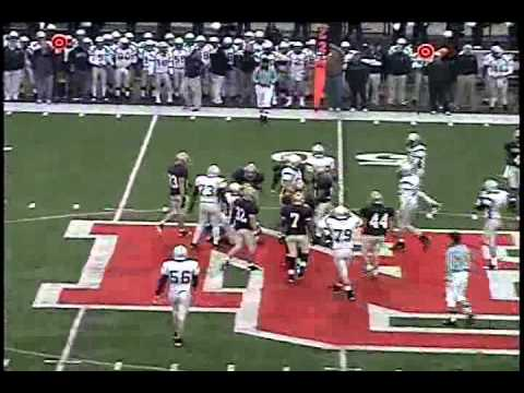 #53 Quincy Giles Outside Linebacker Cathedral High School Class of 2012 Football Highlight Video.wmv