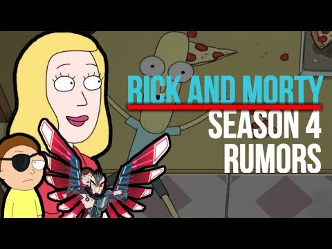 Rick and Morty Season 4 Rumors - Council of Beths? 14 Episodes?