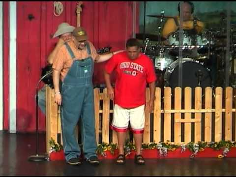 Comedy Barn - Story Time - Guest Steals the Show