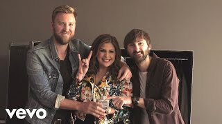 Lady Antebellum - #VevoCertified, Pt. 1: Award Presentation