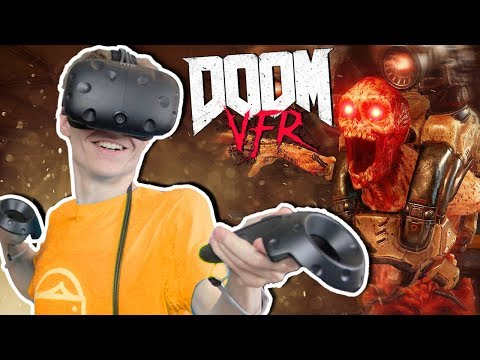 DOOM VR FIRST IMPRESSIONS! | Doom VFR (HTC Vive Gameplay Review)