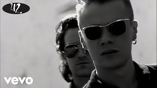 Клип U2 - Even Better Than The Real Thing