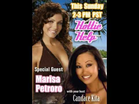 Hottie Help w/ Candace Kita and guest Marisa Petroro clip 4 Video