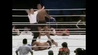 TOP 10 Head Kick - KO