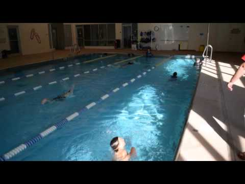 Fitness Swimming for Kids