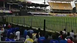 1st ODI match India vs Australia Sep 17 2017(dhoni entry)