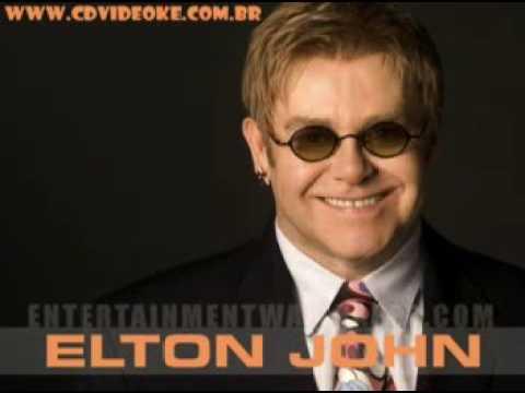 Elton John   Empty Garden Hey Hey Johnny