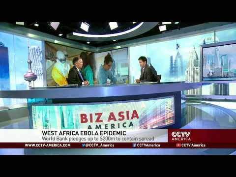 World Bank's Phil Hay on Ebola
