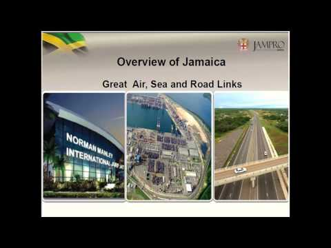 Webinar - Doing Business with Jamaica