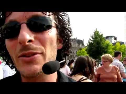 Bacchata et salsa en plein air avec Stéphane Massaro sur TV28 (version intégrale).