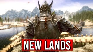 Skyrim Mods - New Lands - The Elder Scrolls High Rock