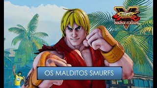 OS MALDITOS SMURFS | Relato de um jogador
