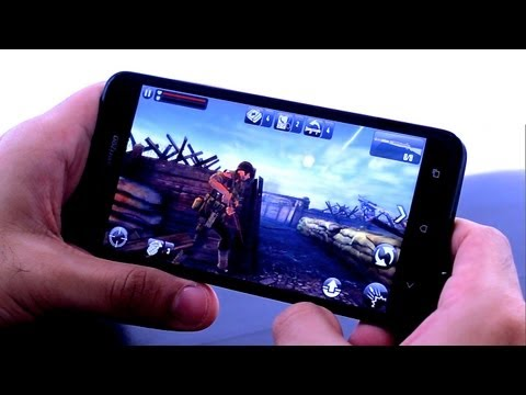 Frontline Commando D DAY Android / iOS Gameplay ( Glu Games )
