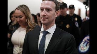 Live stream: Facebook CEO Mark Zuckerberg testifies before Congress