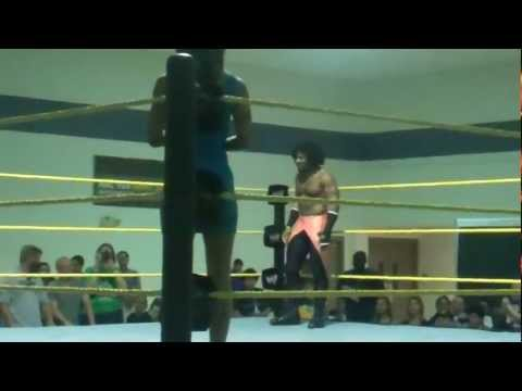 Intro for WWE NXT main event at WPB National Guard Armory March 2013