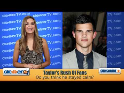 Taylor Lautner's Craziest Fan Experience