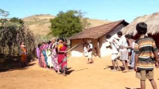 Orissa Adivasi stam dans