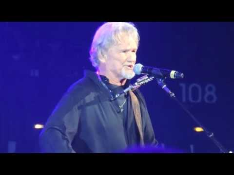 "Kris Kristofferson ""Sunday Morning Coming Down"" in Nashville, TN at All For The Hall 2013"