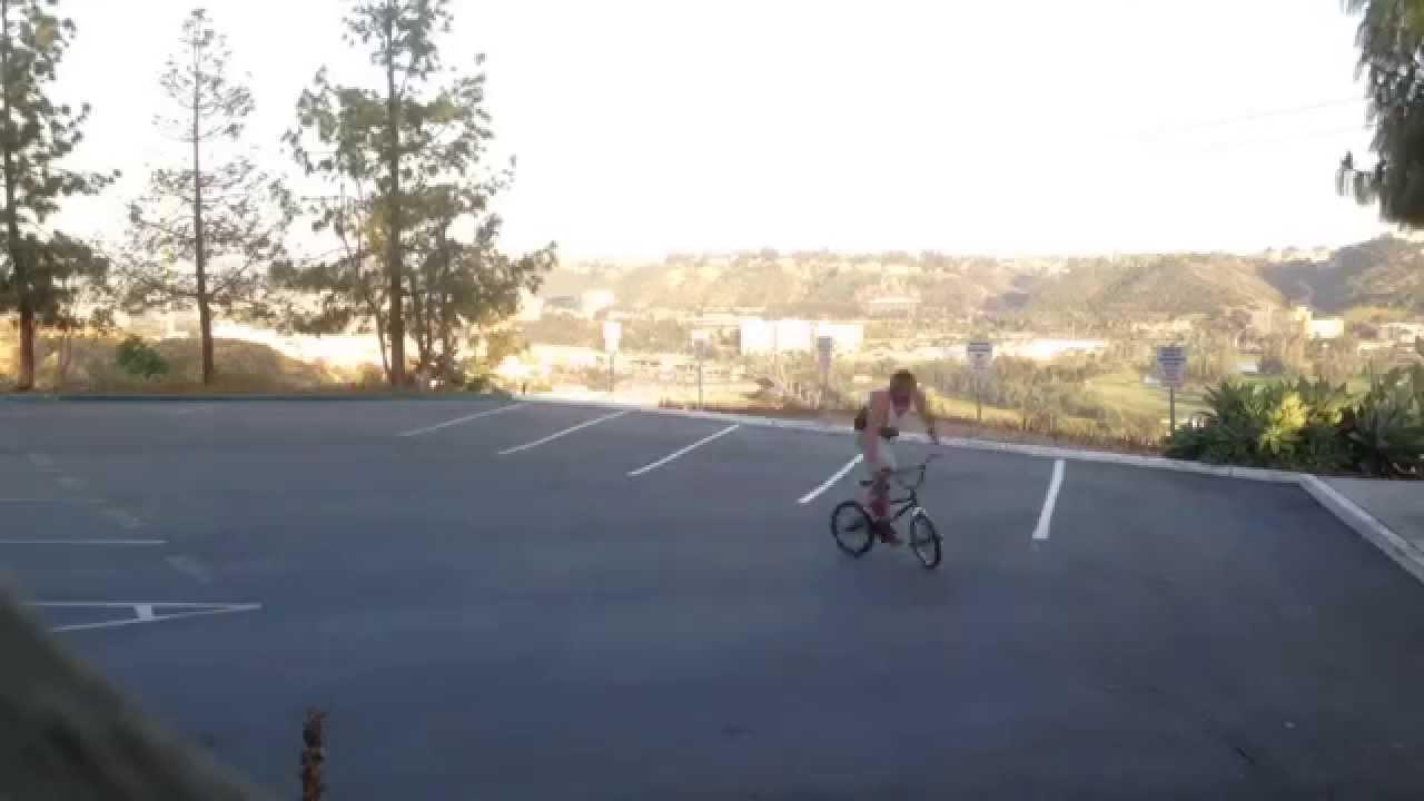 [BMX Flatland Time Lapse 1080 dpi] Video