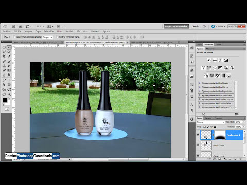 Como extraer elementos con bordes Perfectos - Tutorial de Photoshop