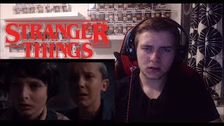 """Stranger Things 1x3 Reaction """"Chapter Three: Holly, Jolly"""""""