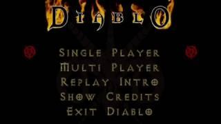 PC Longplay [891] Diablo