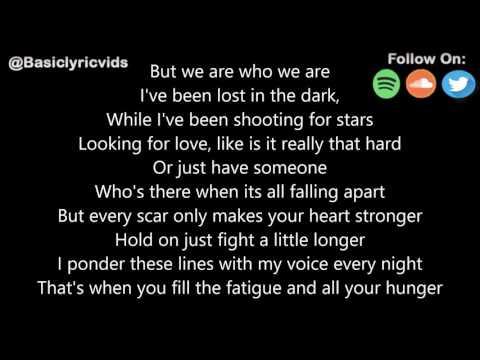 Ivan B - Don't Look Down (Lyrics)