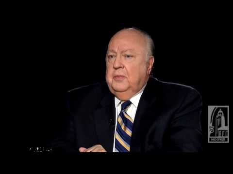 Interview with Roger Ailes president of Fox News Channel