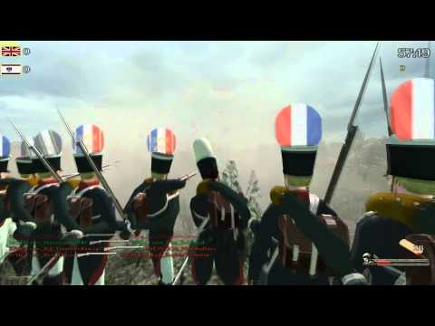 Mount and Musket Public NA Linebattle with the 2e Grenadiers & 2e Chasseurs