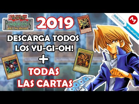 Como descargar Yu Gi Oh Power of Chaos Joey The Passion y desbloquear todas las cartas