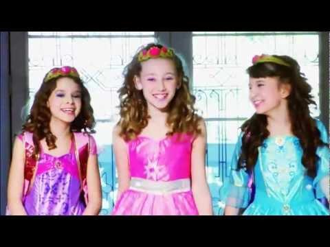 Linha Barbie Escola de Princesas - Volta às Aulas Le Postiche 2012