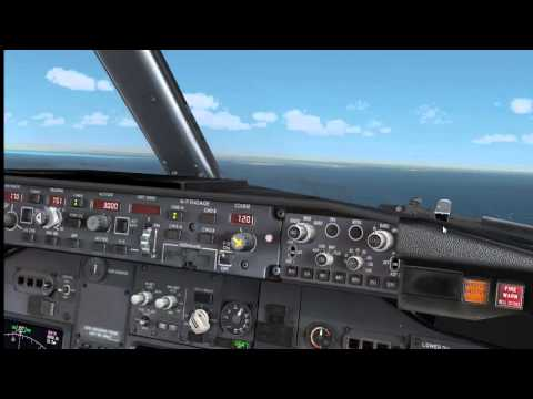 Fsx : SAS Boeing 737-800 Baghdad airport to Dubai airport . by Dr.Fixit