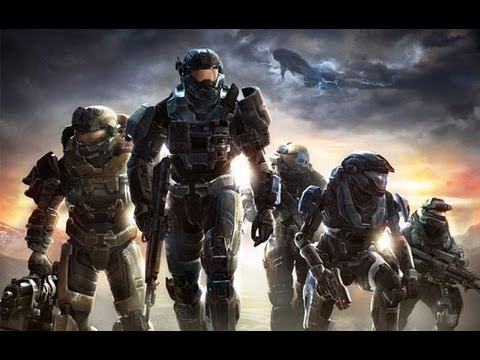 Halo: Reach [Full Campaign and Cutscenes]