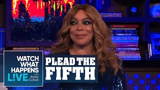 Is Wendy Williams Behind the Repo'd Ferrari? | Plead the Fifth |  WWHL