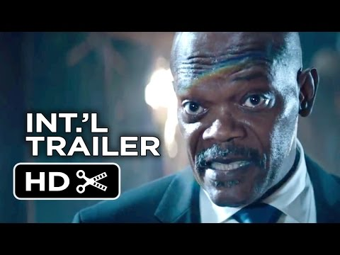Big Game Official International Trailer #1 (2015) - Samuel L. Jackson Action Adventure HD