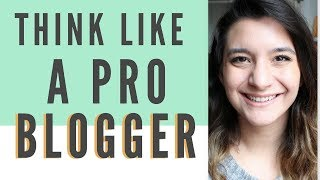 #MYBLOGMEANSBUSINESS ●  HOW TO THINK LIKE A PROFESSIONAL BLOGGER ● DAY 1