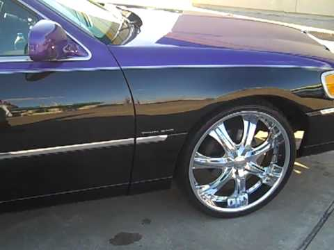 Lincoln Town Car On 22 S Youtube