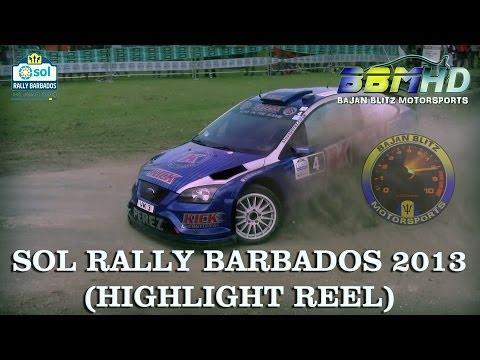 SOL Rally Barbados 2013 (Highlight Reel)