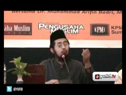 Seminar Ekonomi Islam - Alternatif Permodalan Dalam Islam (#13) - Dr. Muhammad Arifin Badri