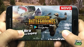 SAIUU! NOVO INCRIVEL BATTLEGROUNDS NA PLAY STORE PARA ANDROID, COM HELICOPTERO - Hopeless Land