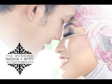 VIDEO WEDDING 2016 | WEDDING CINEMATIC | CLI PERNIKAHAN WIDHA + AFIFI